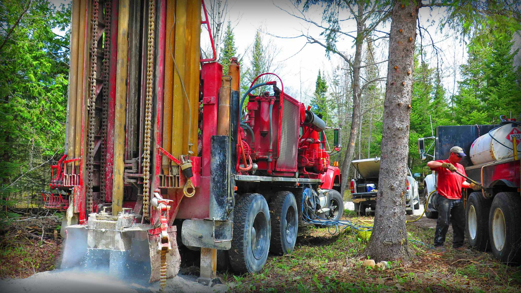 Well Drilling, Well Pumps & Hydrofracking in Bucks County PA